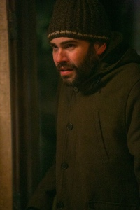 Rossif Sutherland's Concerned Fellow Hiker Luc