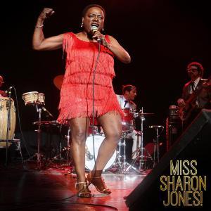 Sharon Jones performs post-treatment!